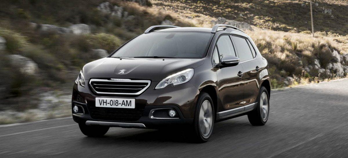 В Бразилии начали собирать Peugeot 2008