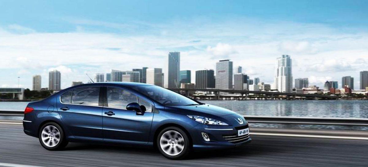 Peugeot снижает цены на автомобили в России