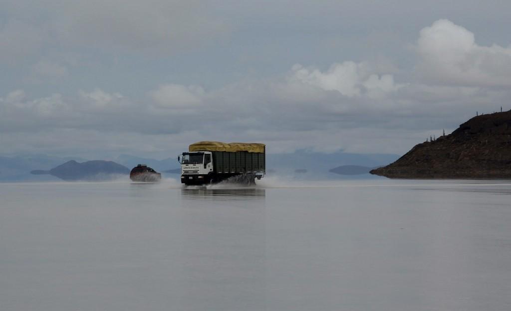 Поездка на ралли Дакар. Боливия