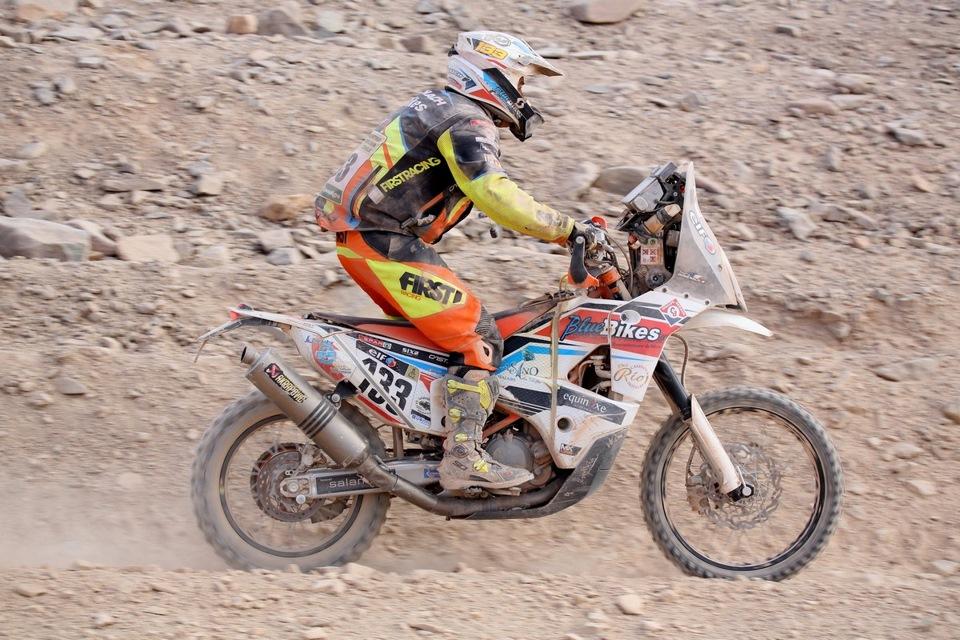 Ралли Дакар 2015 Мотоциклы