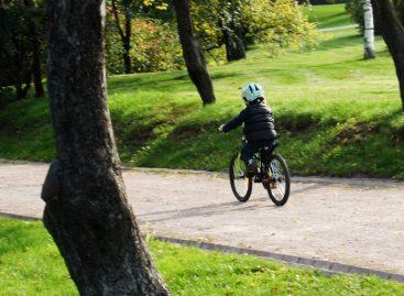 Искренней заботы и любви к велосипедистам