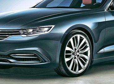 Renault готовит замену Laguna