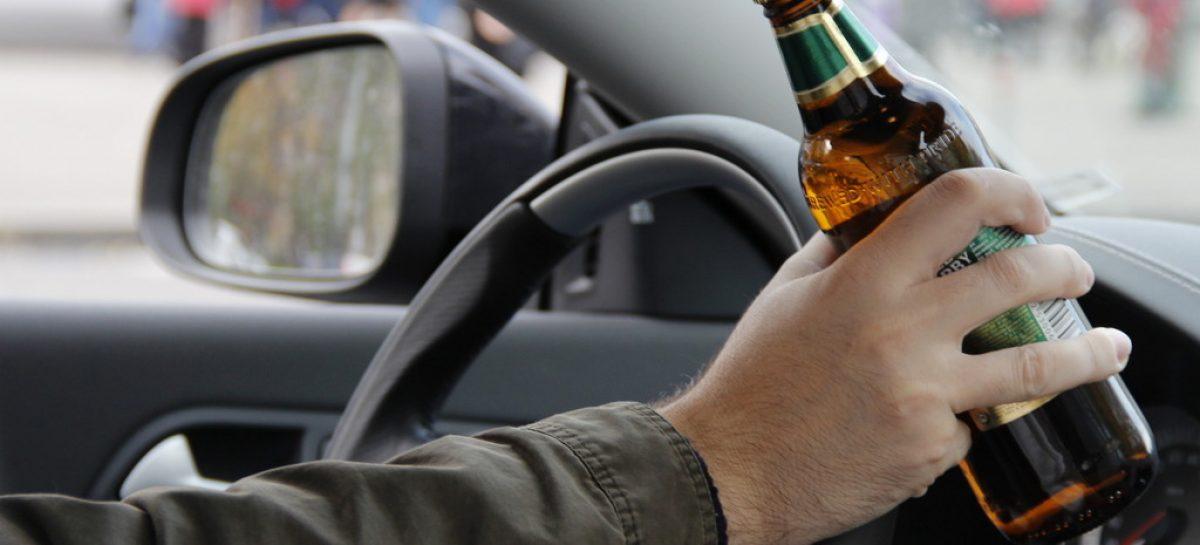 Как люди реагируют на пьяных за рулем