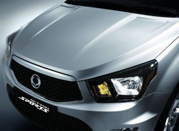 SsangYong Motor приостановил ввоз автомобилей в Россию