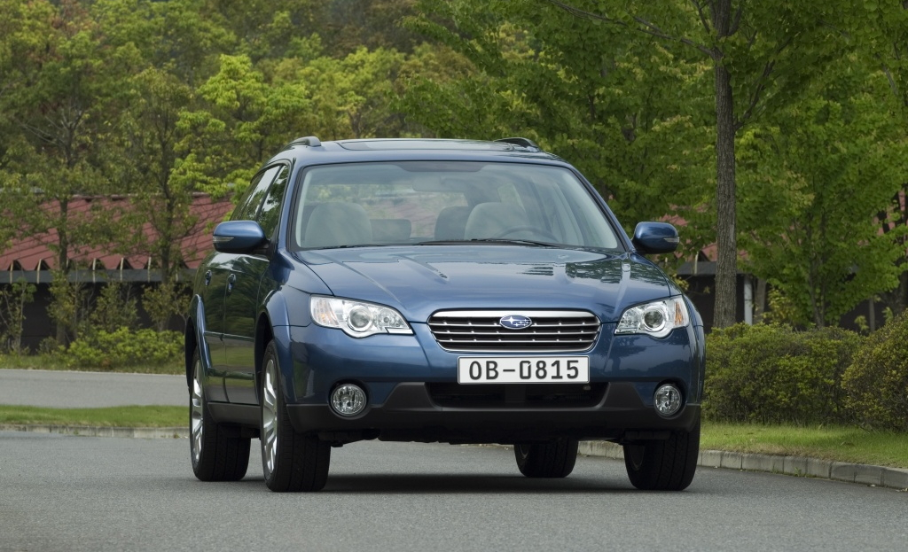Subaru Outback III