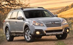 Subaru Outback IV рестайлинг