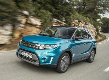 Продажи нового Suzuki Vitara в России начнутся в августе