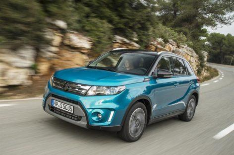Suzuki планирует выпустить 70 000 Vitara