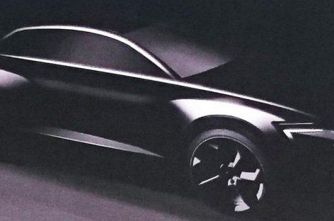Audi планирует кроссовер с запасом хода больше, чем у Model S