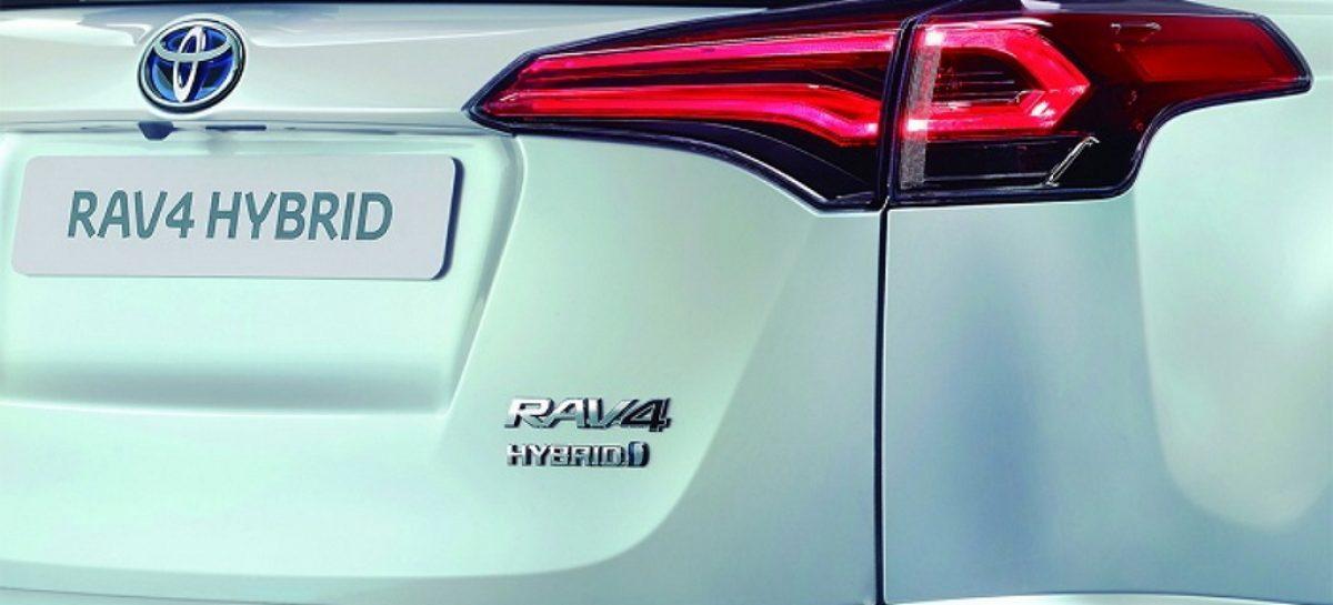 Новый RAV4 получит гибридный вариант