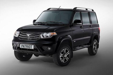 УАЗ Патриот 2015 – по-прежнему авто для сельского жителя