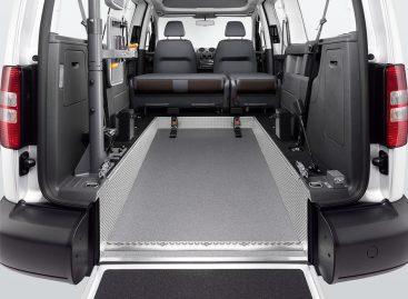 Volkswagen представляет: специальные автомобили Caddy Maxi Trendline и Caddy Comfortline