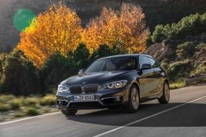 хэтчбэк BMW 1-Series II рестайлинг