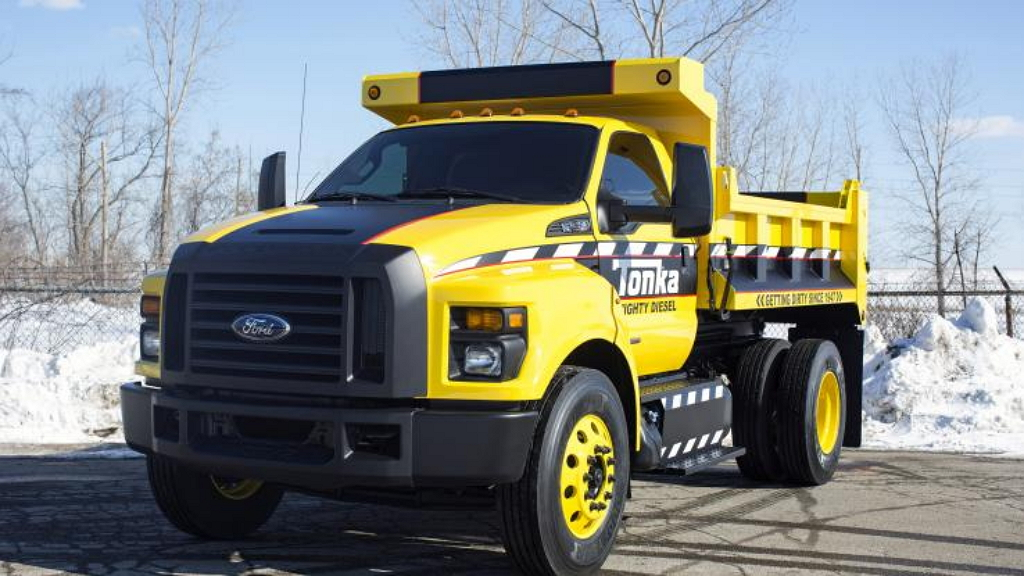 форд грузовики