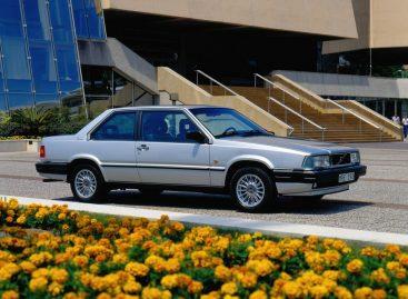 Модели Volvo 780 – 30 лет