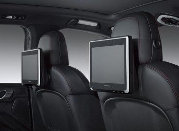 Porsche представила новую информационно-развлекательную систему