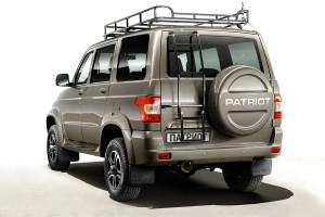 UAZ Patriot Expedition