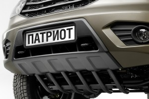 UAZ Patriot Trophy