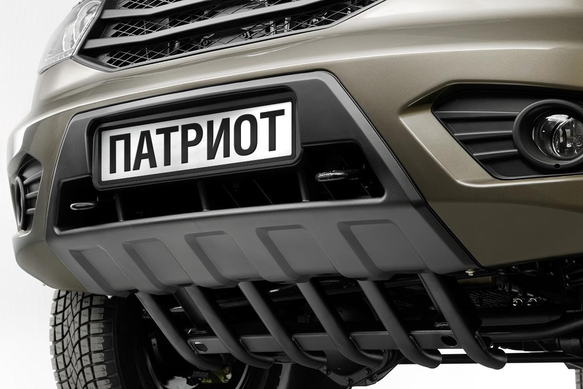 Обновленный UAZ Patriot уже в продаже