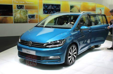 Volkswagen представил рекордсмена по вместительности