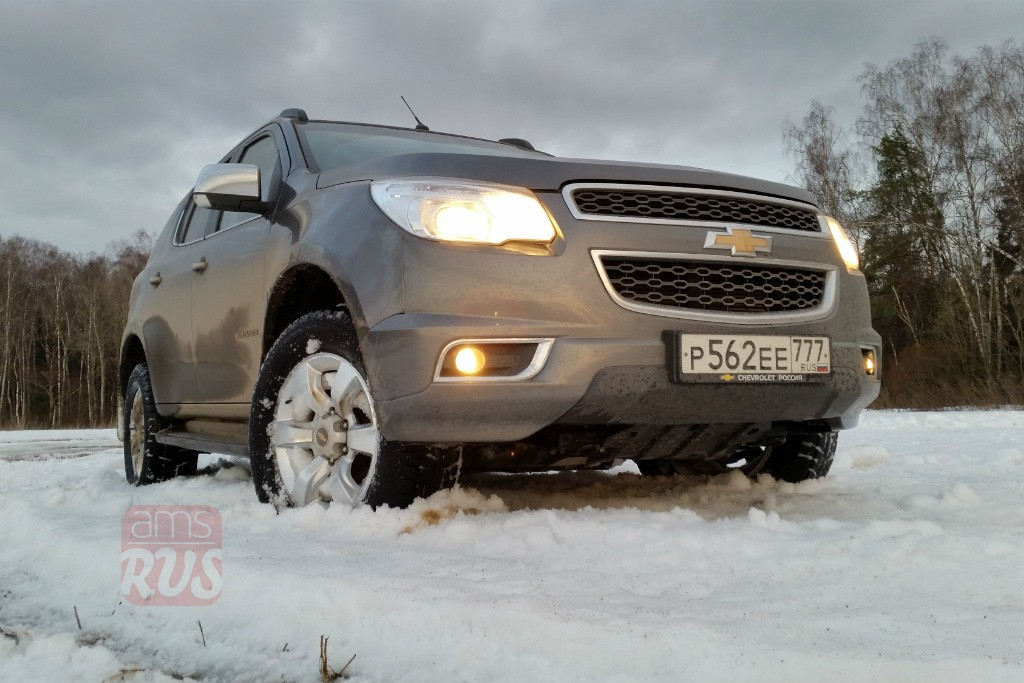 Chevrolet Trailblazer 2013