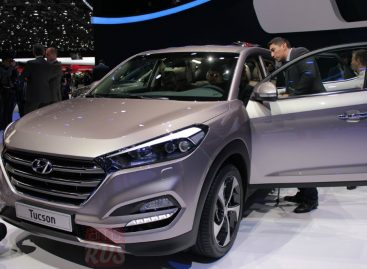 Hyundai Tucson возвращается в Европу