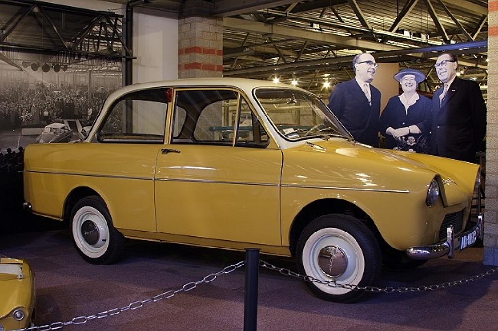 Автопром Нидерландов: от DAF до... Volvo и MINI