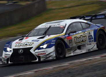В первом этапе серии SUPER GT победу одержала команда Lexus