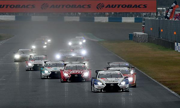 Команда Lexus, серия SUPER GT
