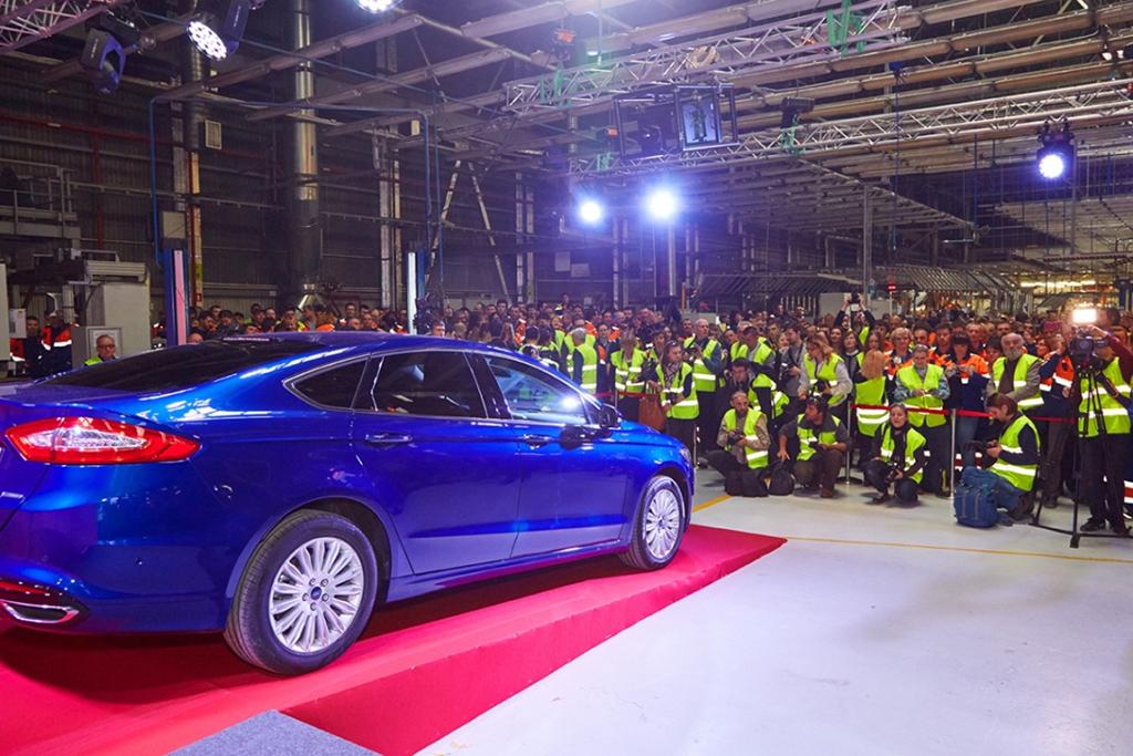 Ford Mondeo нового поколения