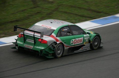Castrol приносит Audi победу