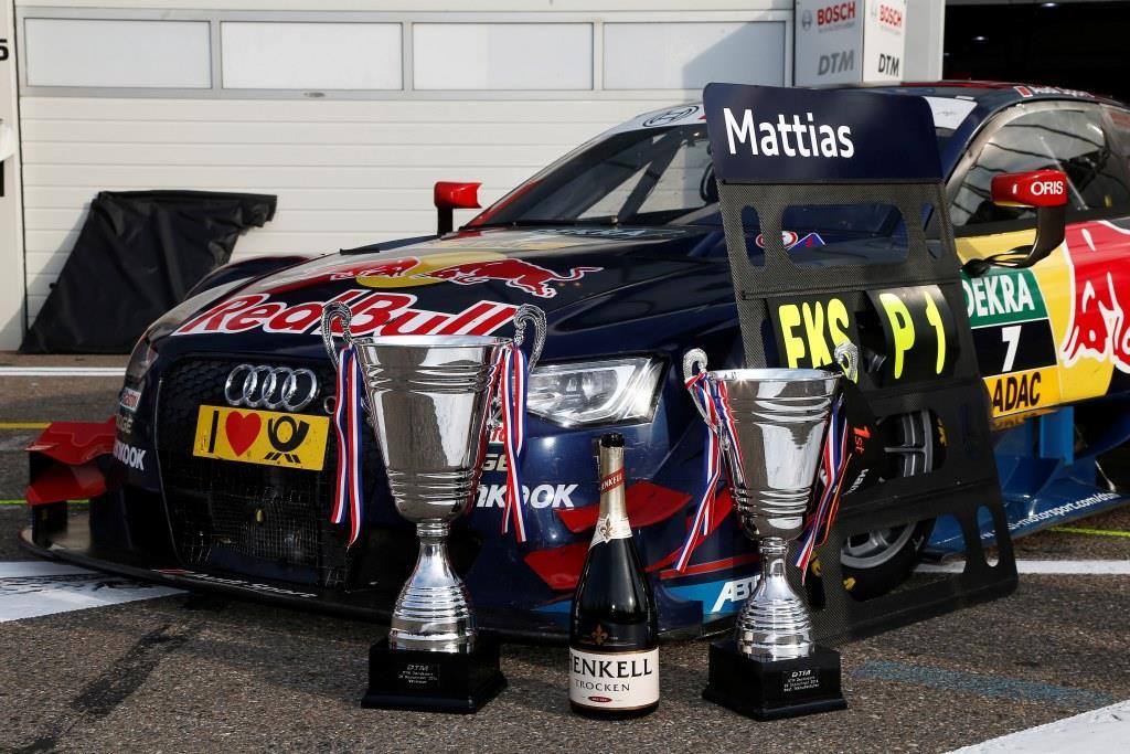 Гоночная серия DTM от Audi и Castrol