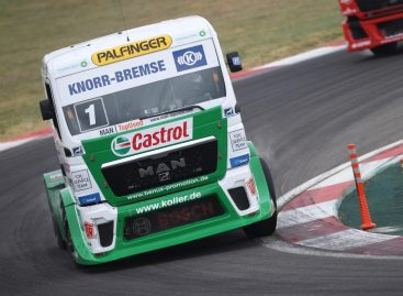 Team Hahn намерена стать лидером в Чемпионате Европы по гонкам на грузовиках