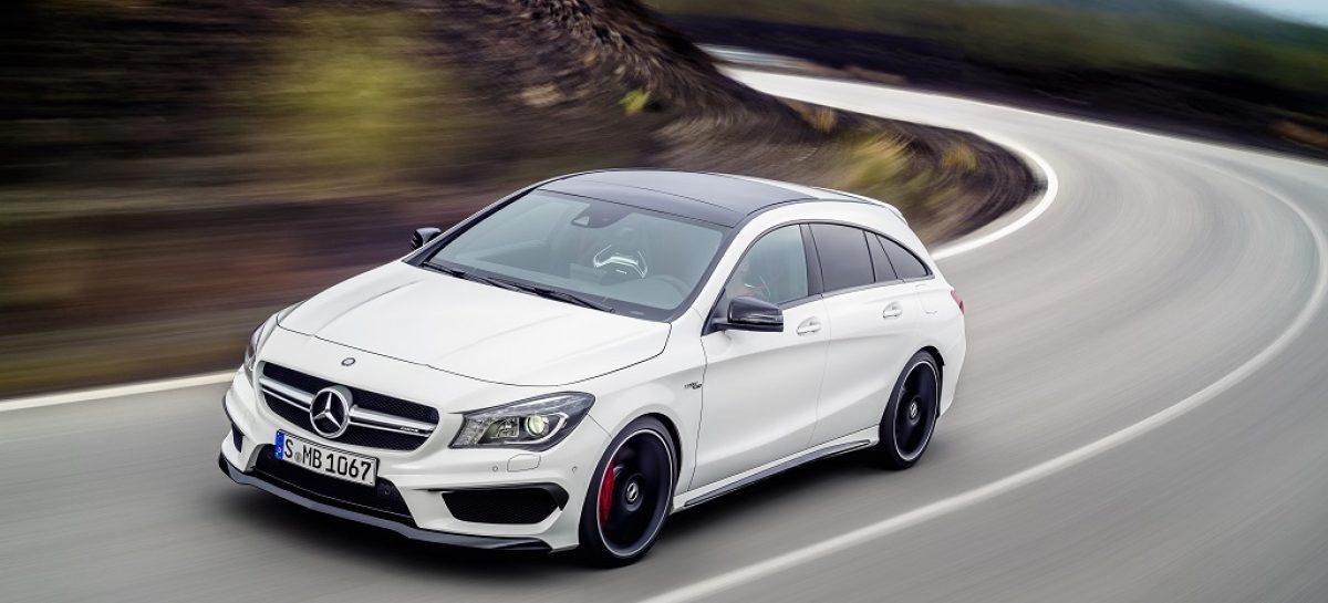 Mercedes-Benz лидирует в премиальном сегменте в России