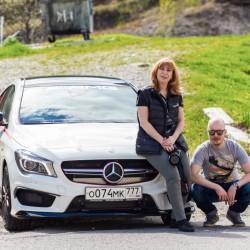 Mercedes AMG Sochi 2015