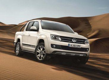 Volkswagen Amarok был признан лучшим пикапом