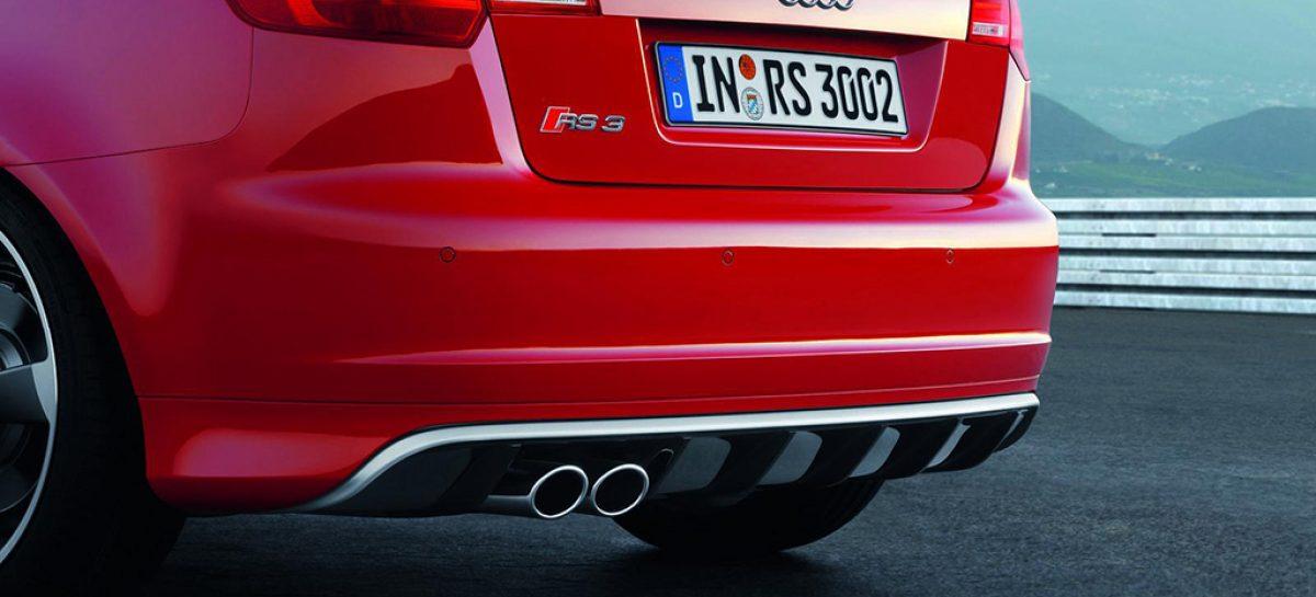 Audi объявляет о старте продаж RS 3 Sportback в России
