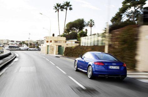 Новое поколение Audi TT – новый двигатель