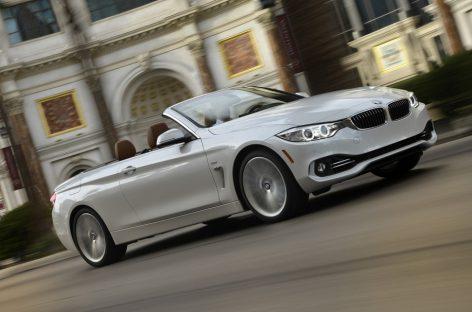 BMW не будет поставлять в страны ТС купе и кабриолеты