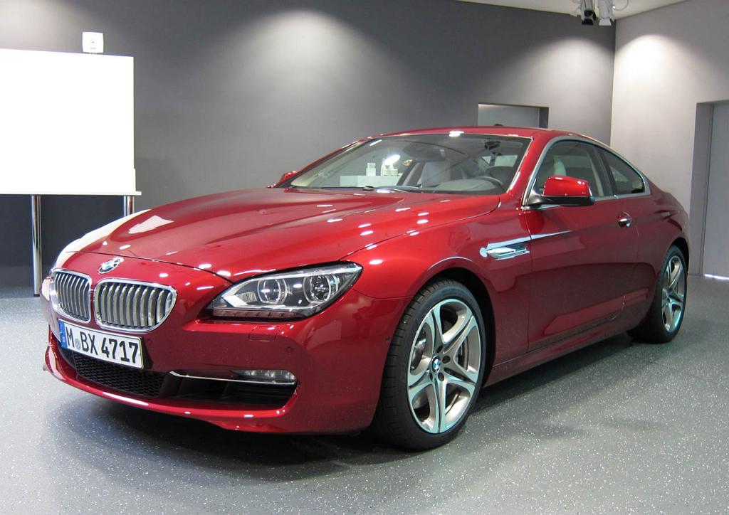 BMW 6 купе