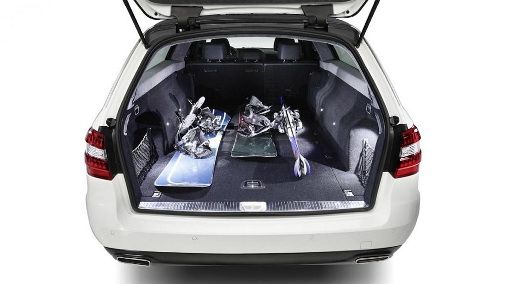 Binz Xtend Mercedes E-Class