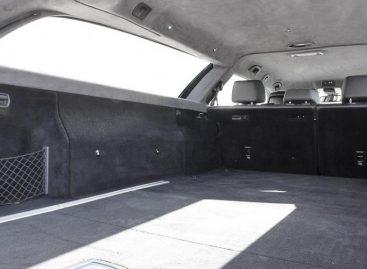 Кузовостроители из Binz растянули Mercedes E-Class почти на метр
