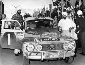 Братья Сингх и их Volvo PV 544, 1965 год