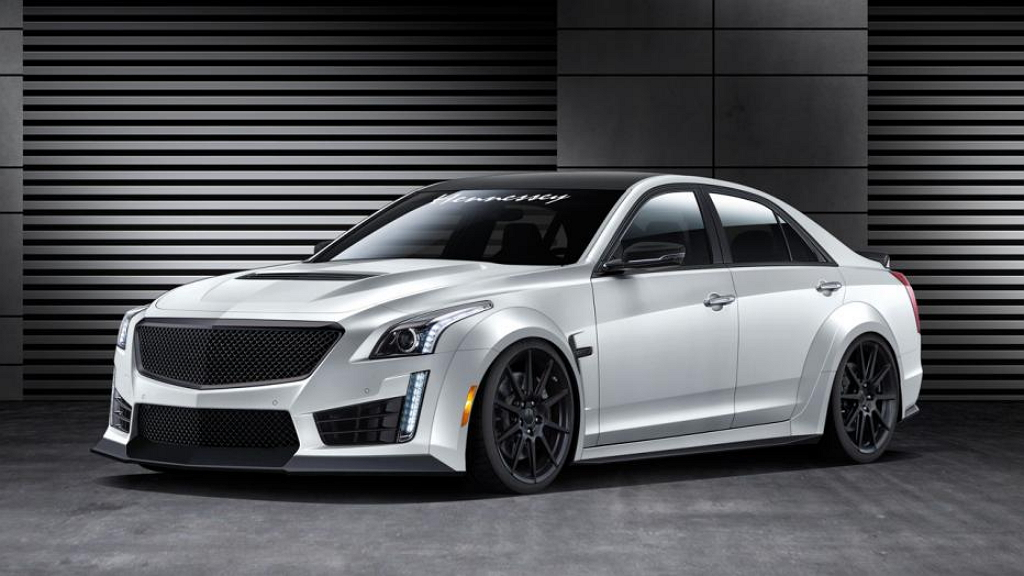 Cadillac CTS-V (HPE Hennessey)