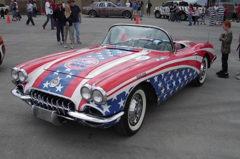 Когда-то в Америке было лишь 4 автомобиля