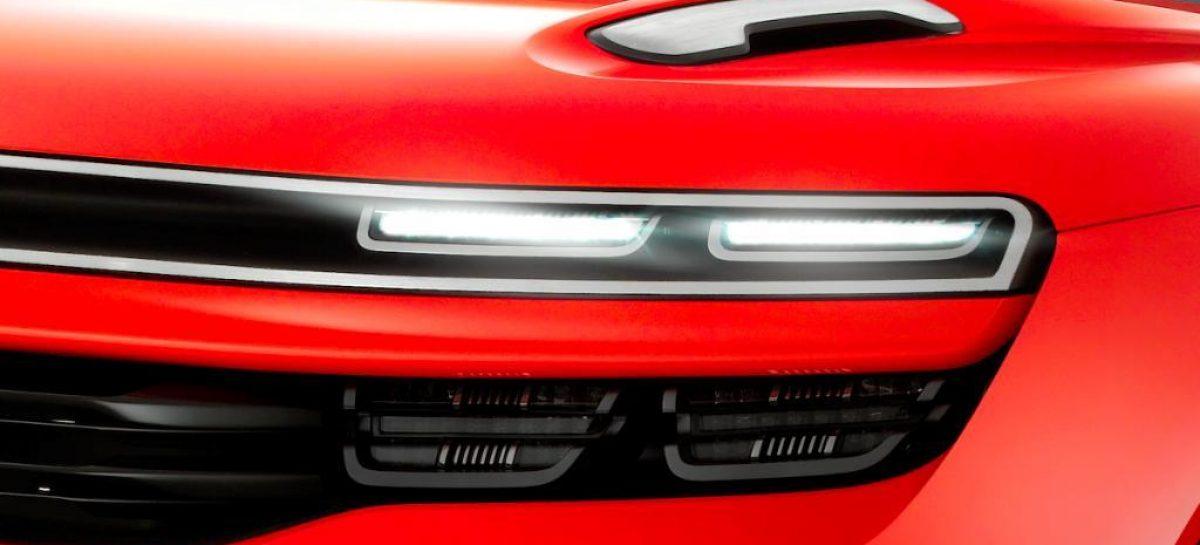 Новый концепт-кроссовер Citroen – камера на колесах