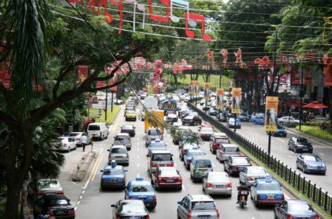Купить машину в Сингапуре не так-то просто