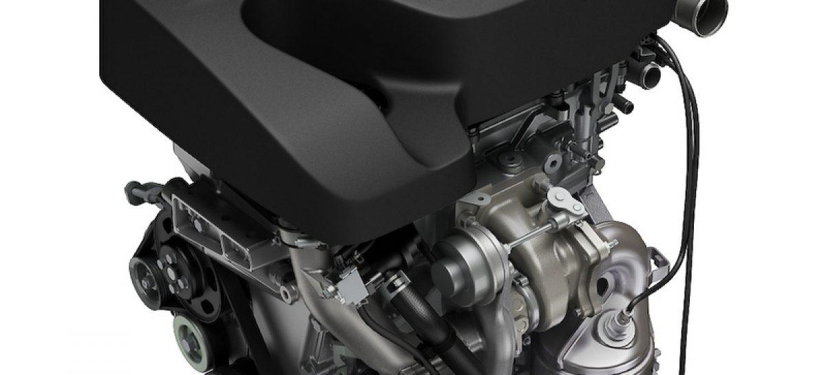 Новый бензиновый двигатель Boosterjet от Suzuki