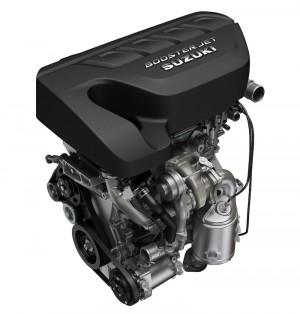 Двигатель Boosterjet от Suzuki