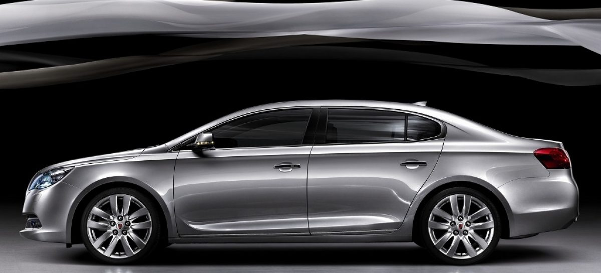 SAIC хочет продавать свои автомобили в России